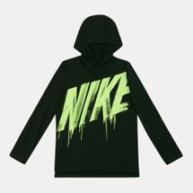Nike Kids' Breathe Hyper Dry Long Sleeve Top