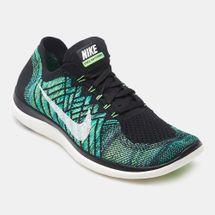 Nike Free 4.0 Flyknit Running Shoe, 159674