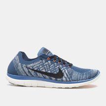 Nike Free 4.0 Flyknit Running Shoe, 230512
