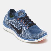 Nike Free 4.0 Flyknit Running Shoe, 230513