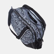 Nike Legend Club Print Duffel Bag - Black, 159582