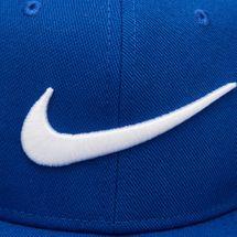Nike Pro Swoosh Classic Cap - Blue, 1685798