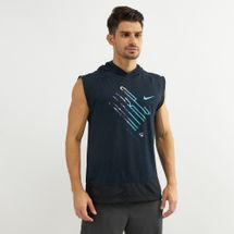 Nike Men's Element Sleeveless Running T-Shirt