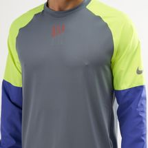Nike Men's Element Long-Sleeve Top, 1483911