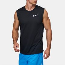 Nike Breathe Miler Running Sleeveless T-Shirt