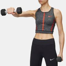 Nike Pro Hypercool Cropped Tank Top