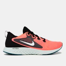 Nike Rebel React Running Shoe Orange