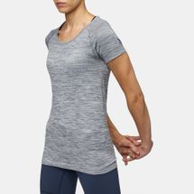 Nike Dri-FIT Knit Short-Sleeve Running T-Shirt