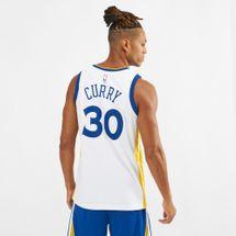 Nike NBA Golden State Warriors Stephen Curry Association Edition Swingman Jersey, 1296815