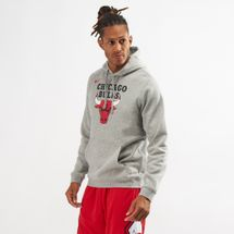 Nike NBA Chicago Bulls Essential Logo Hoodie
