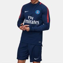 Nike Paris Saint-Germain Dri-FIT Squad Drill Long Sleeve T-Shirt