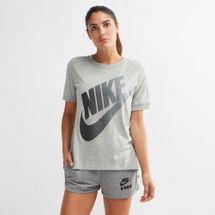 Nike Sportswear Logo Futura T-Shirt