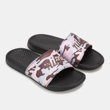 Nike Women's Benassi JDI TXT SE Slides