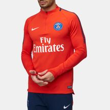 Nike Paris Saint-Germain Dry Squad Drill Football Longsleeve T-Shirt