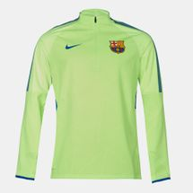 Nike Shield Strike Drill FC Barcelona Long Sleeve T-Shirt