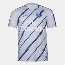 Nike Paris Saint-Germain Breathe Squad T-Shirt GX1