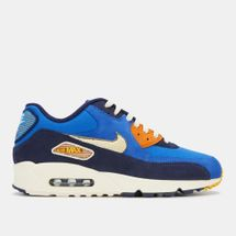 Nike Air Max 90 Premium Special Edition Shoe Blue