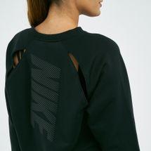 Nike Women's Dri-FIT Long-Sleeve Yoga T-Shirt, 1716700