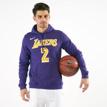 Nike Men's NBA Los Angeles Lakers Lonzo Ball Hoodie