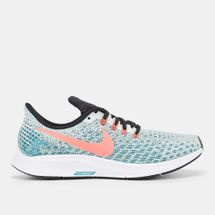 Nike Air Zoom Pegasus 35 Shoe Grey