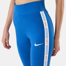Nike Women's Sportswear Hyper Femme Graphic Leggings, 1535492