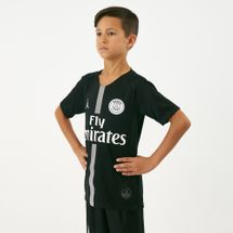 Nike Kids' Paris Saint Germain Stadium Third Football Jersey (Older Kids)