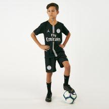 Nike Kids' Paris Saint Germain Stadium Third Football Jersey (Older Kids), 1601502