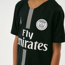 Nike Kids' Paris Saint Germain Stadium Third Football Jersey (Older Kids), 1601503