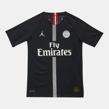 Nike Kids' Paris Saint-Germain Vapor Match Third Jersey - 2018/19 (8-15 years)