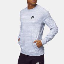 Nike Sportswear Advance 15 Long Sleeve Sweatshirt