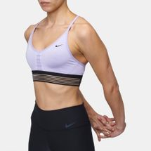 Nike Indy Cooling Light Support Sports Bra, 823358