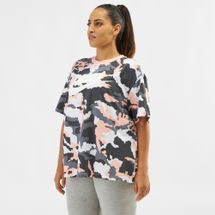 Nike Sportswear Graphics Top (Plus Size)