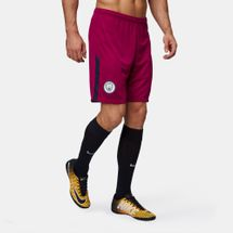 Nike Breathe Manchester City FC Stadium Shorts
