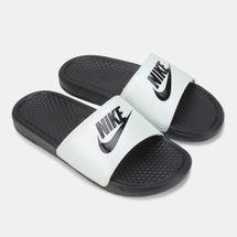 Nike Women's Benassi JDI Slides Multi