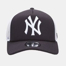 New Era MLB New York Yankees Clean Trucker Snapback Cap