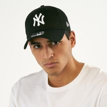 New Era 9 Forty New York Yankees Baseball Cap (Black)