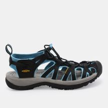 Keen Whisper Sandal Black