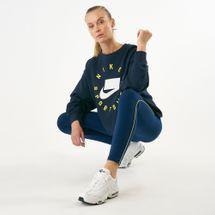 Nike Women's Sportswear French Terry Crew Sweatshirt, 1541295