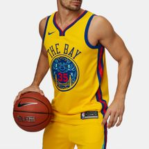 Nike NBA Golden State Warriors Kevin Durant Swingman City Edition Jersey