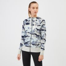 Nike Sportswear Gym Vintage Hoodie Blue