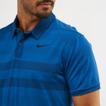 Nike Golf Zonal Cooling Striped Polo T-Shirt, 1290692