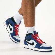 Jordan Men's Air Jordan 1 Mid SE Shoe, 1535435