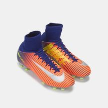 Nike Kids' Mercurial Superfly V Firm Ground Football Shoe, 767753