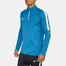 Nike Dry Academy ¼ Zip Drill Long Sleeve T-Shirt