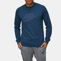 Nike Sportswear Legacy Crew FT GX Long Sleeve T-Shirt
