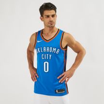 Nike NBA Oklahoma City Thunder Russell Westbrook Icon Edition Swingman Jersey