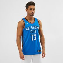 Nike NBA Oklahoma City Paul George Icon Edition Swingman Jersey, 1283621