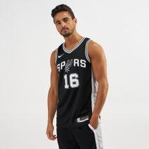 Nike NBA San Antonio Spurs Pau Gasol Swingman Road Jersey