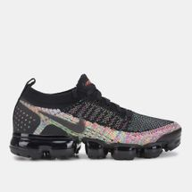 Nike Women's Air VaporMax Flyknit 2 Shoe Black