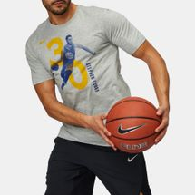 Nike NBA Golden State Warriors Stephen Curry Dry Basketball T-Shirt